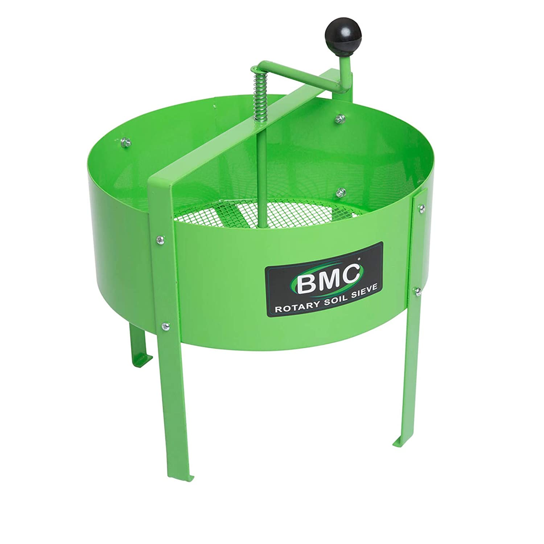 BMC Rotary Garden Soil Compost Sieve Riddle 400mm 16