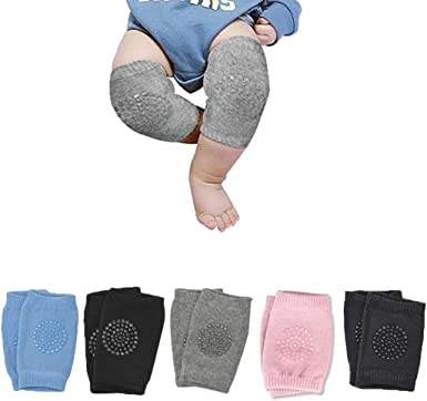 Crawling Knee Pads Knee Protector for Baby Toddlers Knee Cover Legwarmers Unisex