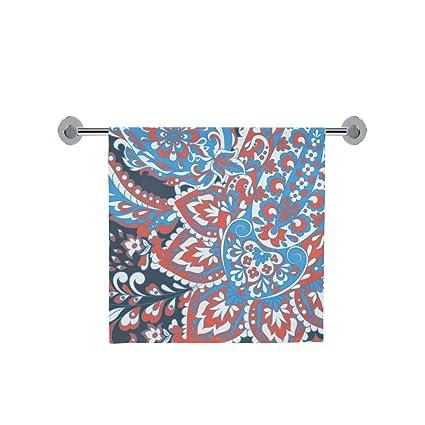 Amor naturaleza personalizado sin costuras de estampado asiático baño cuerpo ducha toalla de baño Wrap para