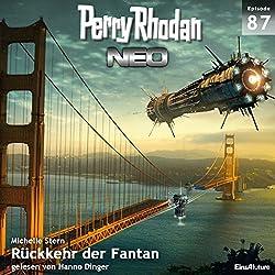 Rückkehr der Fantan (Perry Rhodan NEO 87)