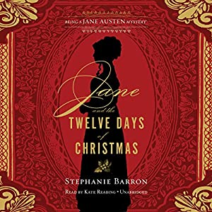 Jane and the Twelve Days of Christmas Audiobook