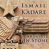 Bargain Audio Book - Chronicle in Stone  A Novel
