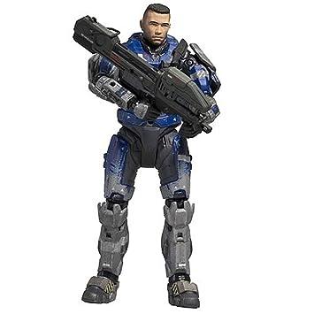 Mega Bloks Halo Reach Figura De Acción de La Serie 5 Carter (sin casco)