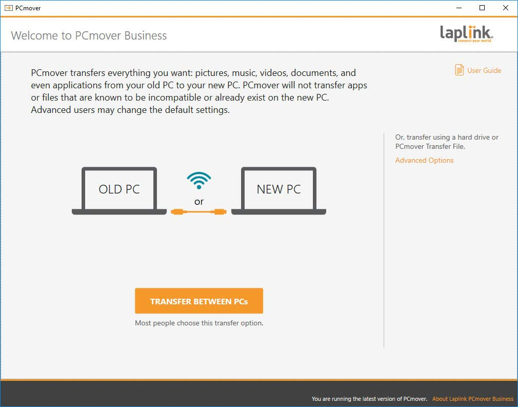 Amazon com: PCmover Business 11 (10 Uses) [PC Download]: Software