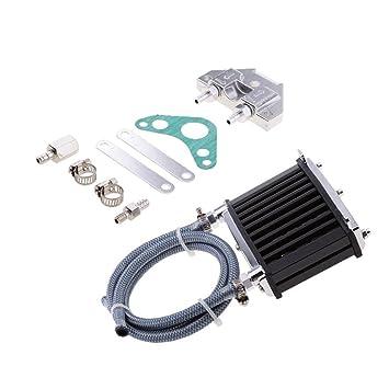 Motor universal del refrigerador de aceite de refrigeración del radiador de 125cc 150cc 140 Rastro de