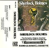 Sherlock Holmes - Original Radio Broadcast