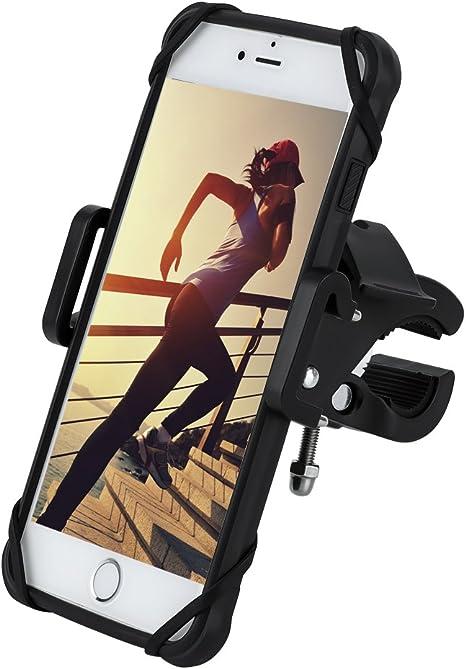 Bike Mount, Gear Beast Secure Grip Universal Smartphone Bike Mount ...