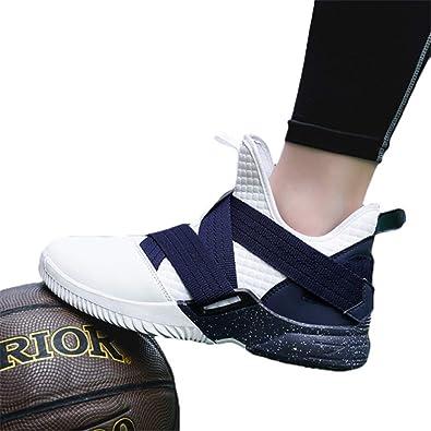 Zapatillas Baloncesto Hombre Zapatos Deportivo ...