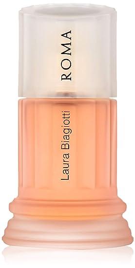 Laura Biagiotti Roma Agua de Colonia - 50 ml: Amazon.es: Leo Perfumes