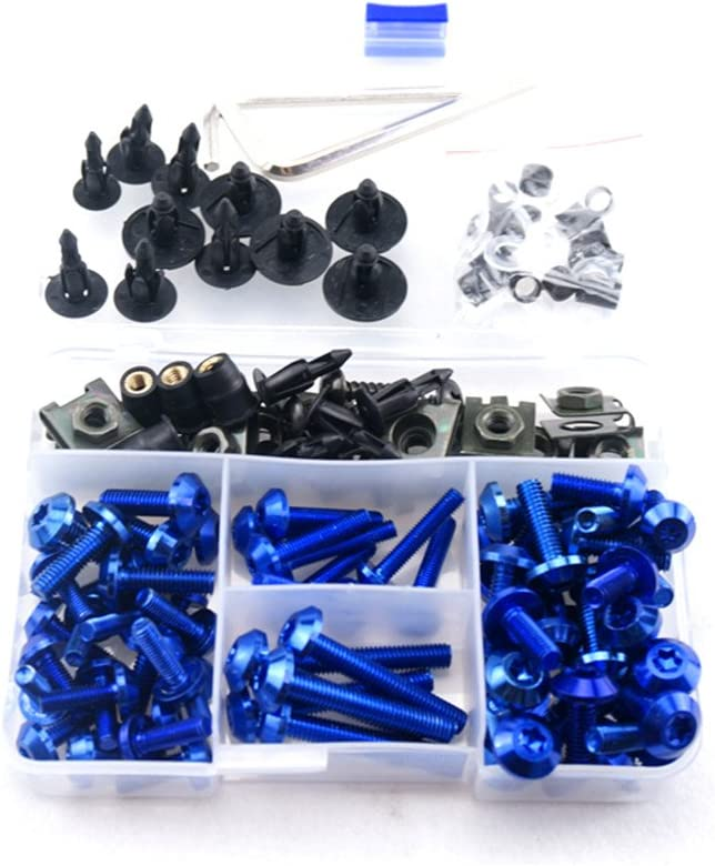 Complete Bolt Motorcycle Fairings Screws Fasteners for BMW S1000R S 1000 R 2010-2017