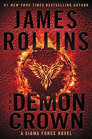book cover of The Demon Crown