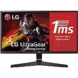 """LG 24MP59G-P - Monitor Gaming de 60,4 cm (23,8"""") Full HD (1920 x 1080, IPS, 16:9, DisplayPort x1, HDMI x1, D-SUB x1, AUX…"""