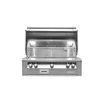 Amazon.com: Alfresco alxe-36-lp 82500 BTU salida 36 inch ...