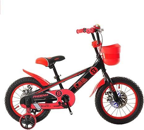 TSDS Bicicleta para niños Bicicleta de montaña de 14 Pulgadas Moda ...
