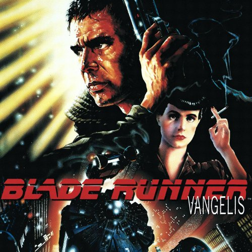 Blade Runner - Music From The Original Soundtrack (Vacuum Headphones)