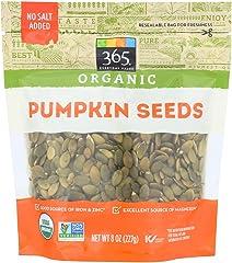 365 by Whole Foods Market, Pumpkin Seeds Organic, 8 Ounce