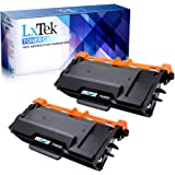 LxTek Compatible For Brother TN850 TN-850 TN820 Toner Cartridge With Brother HL-L6200DW HL-L5100DN MFC-L5800DW MFC-L6300DW HLL6200DWT (Black,2-Pack)