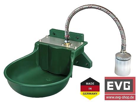 Lister Cultivo Bebedero para depósito IBC, con válvula de flotador