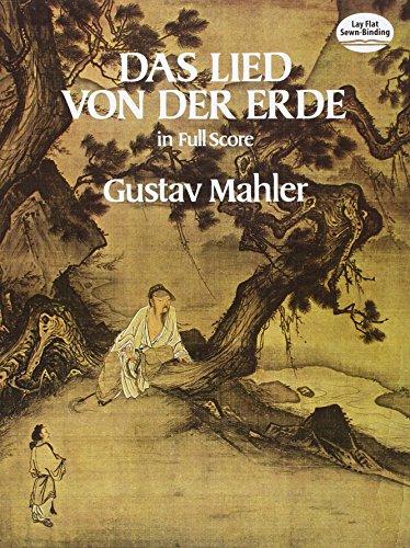 Das Lied von der Erde in Full Score (Dover Music Scores)
