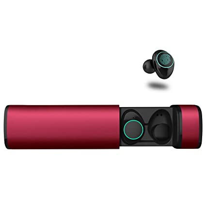 Auriculares Bluetooth, Arbily Auriculares Inalámbricos Auriculares Manos Libres con Microfono y Cancelación de Ruido IPX5