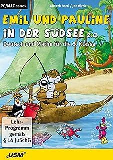 Emil und Pauline in der Südsee 2.0: Deutsch und Mathe für die 2. Klasse (3803241170) | Amazon Products