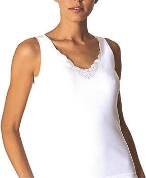 AVET 7505 - Camiseta Interior Mujer (E): Amazon.es: Ropa y accesorios