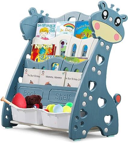 Librería Infantil para Niños Estanteria Libros Infantil 4 ...