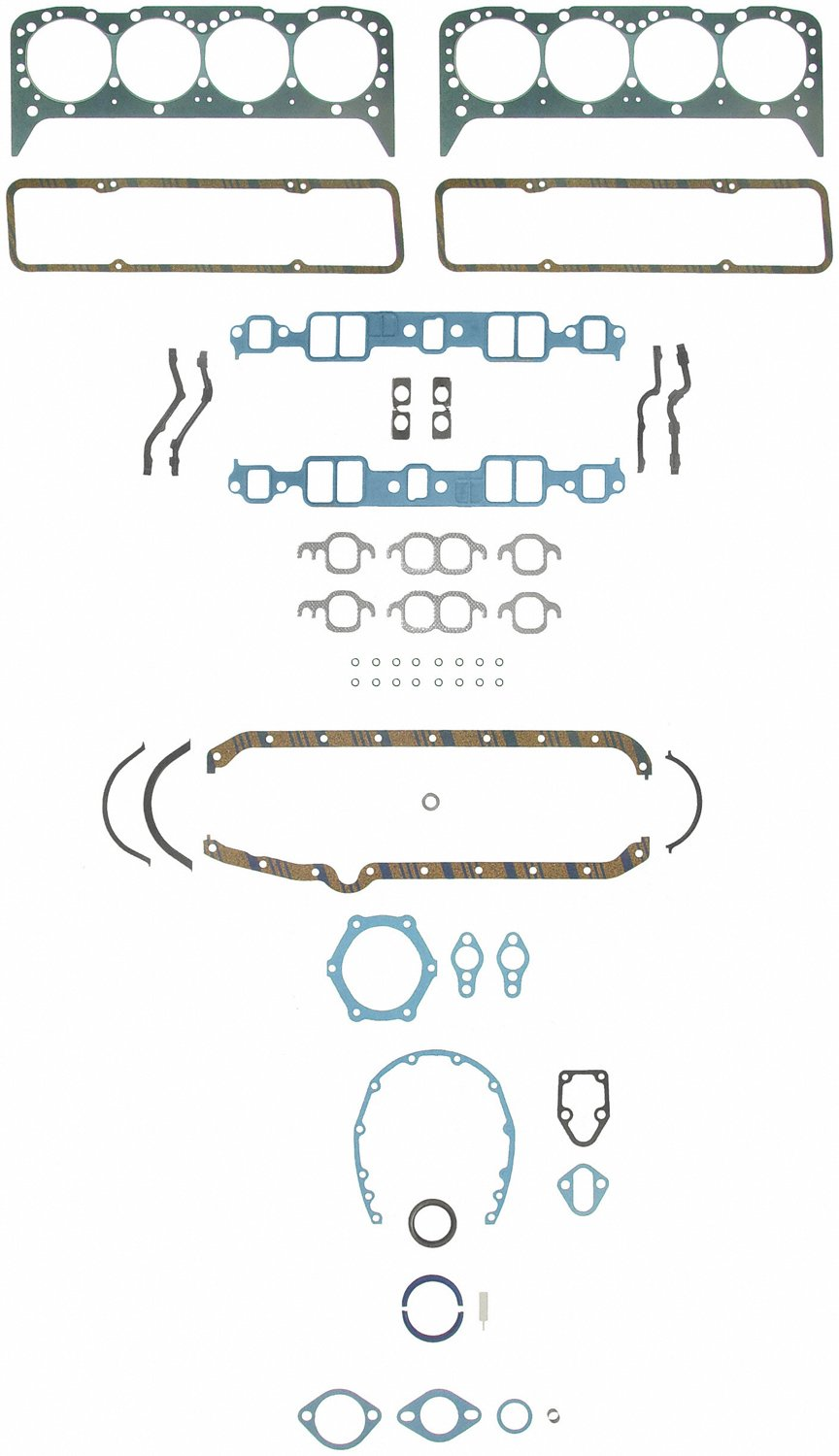 Sealed Power 2601000 Gasket Set by Sealed Power