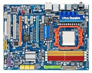 Gigabyte GA-MA790X-UD4P AMD 790X Socket AM2 ATX - Placa base (1.8 V, 16 GB, AMD, Socket AM2, 10/100/1000 Mbit, Realtek RTL8111DL)