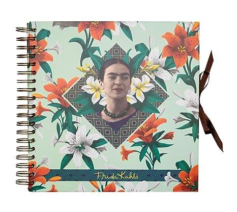 Grupo Erik Editores Foto Frida Kahlo 26x26 cm Erik álbum de ...