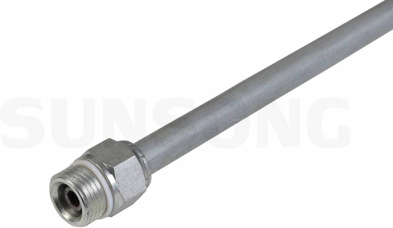 Sunsong 3401953 Power Steering Pressure Line Hose Assembly