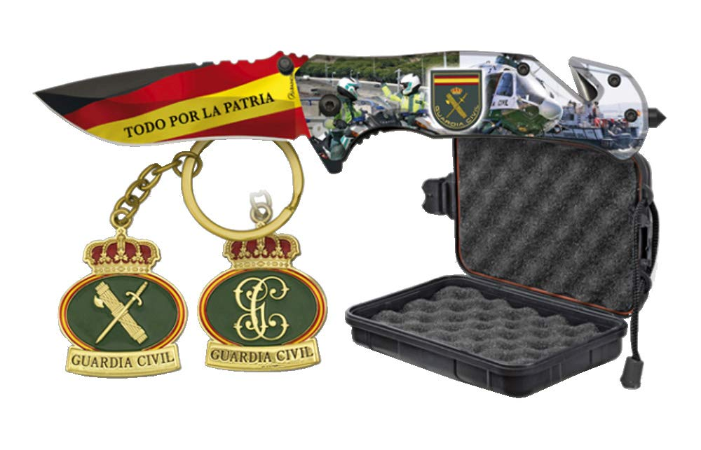 Tiendas LGP Albainox - 33998 - Set Navaja ALBAINOX Guardia ...