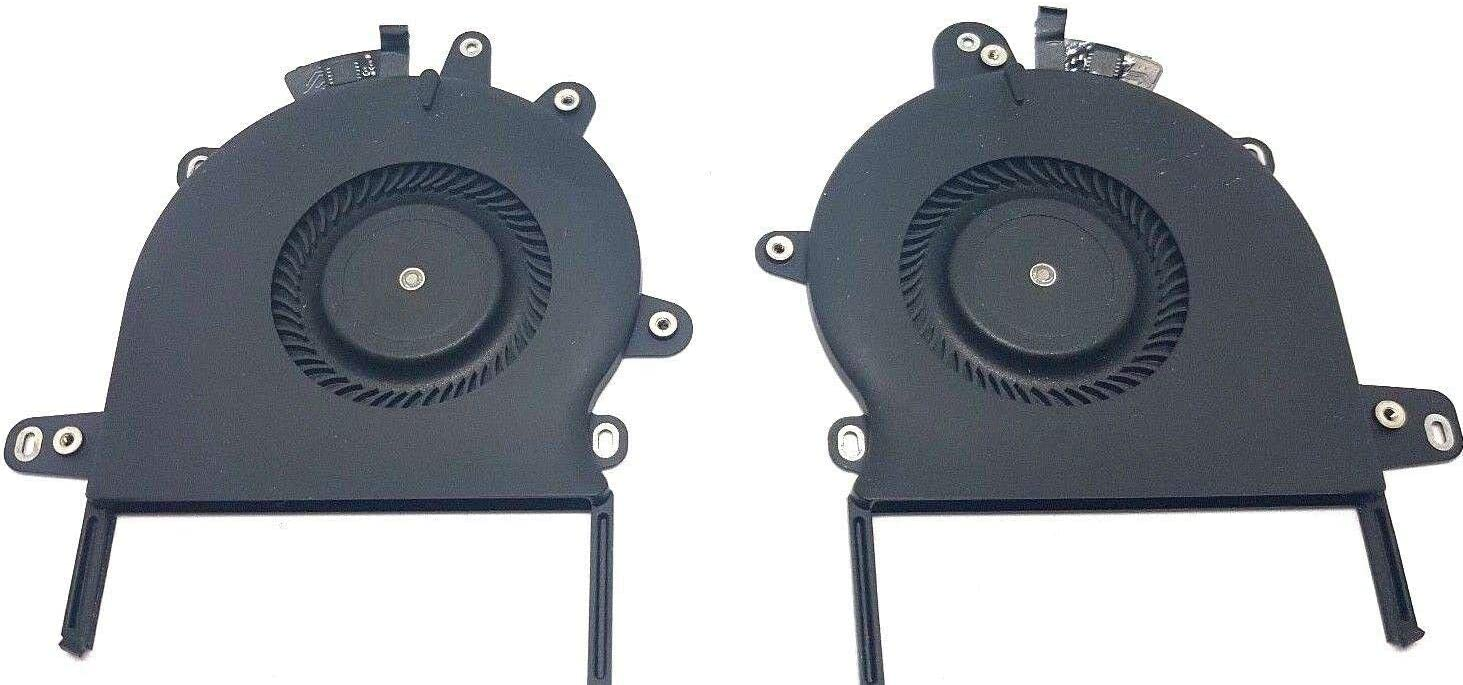 Dominexsus Compatible for MacBook Pro A1706 13 TouchBar 2016 Left /& Right Pair CPU Cooling Fan Set