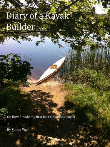 skin on frame kayak building - 3