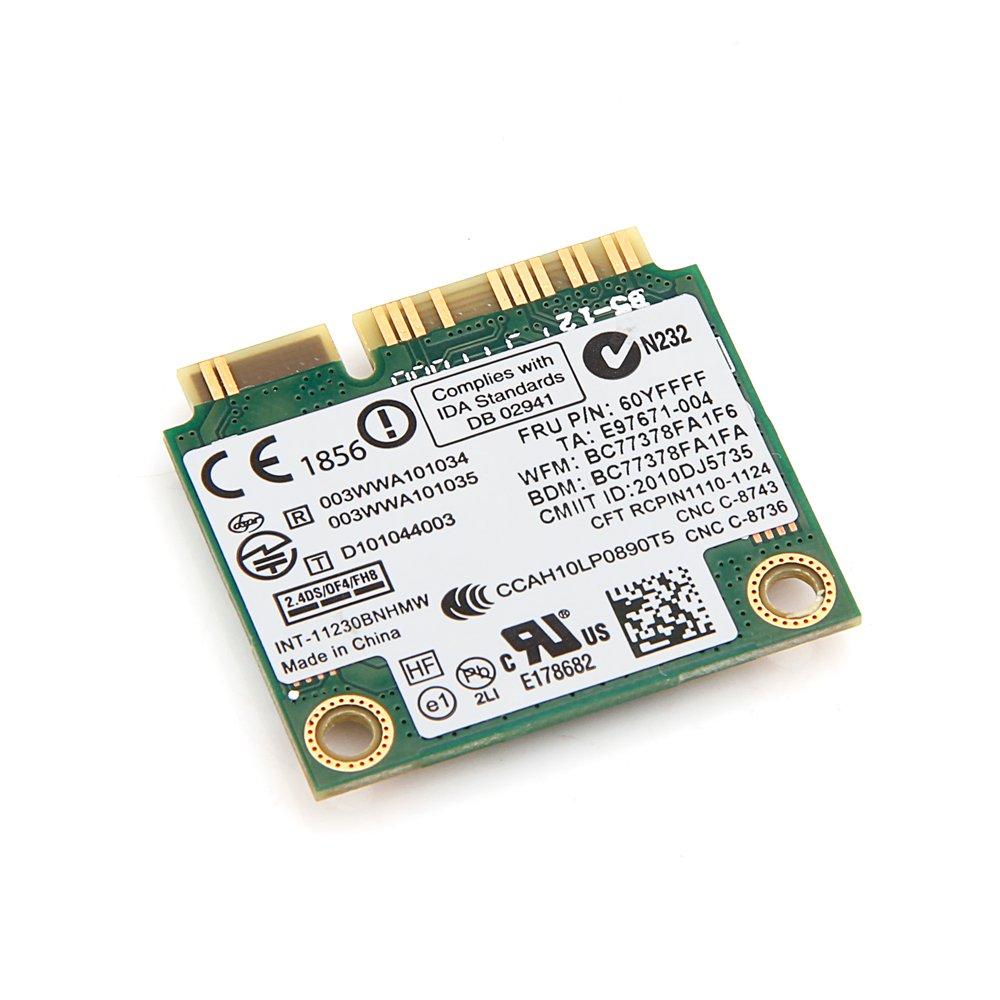 Downloads for Intel Centrino Wireless-N Single Band
