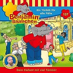 Ein Törööö für alle Fälle (Benjamin Blümchen 137)