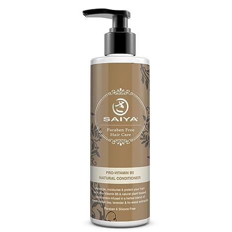 Tratamiento natural para el cuidado del cabello, acondicionador Pro vitamina B5 para cabello delgado,