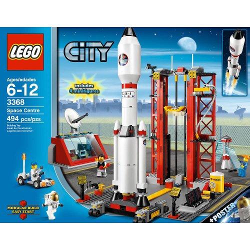 LEGO Space Center 3368, Baby & Kids Zone