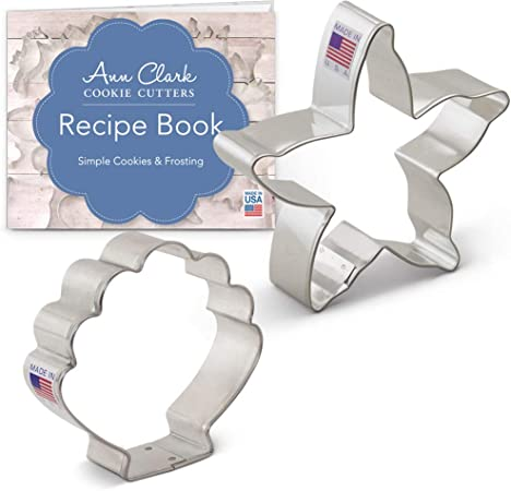 Silver Staedter Starfish Shape Cookie Cutter