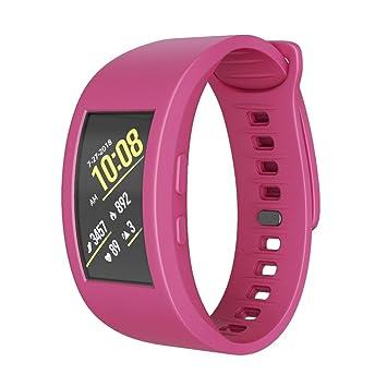 para Samsung Fit 2 Pro/Fit 2 Reloj de Pulsera, Colorful Suave ...