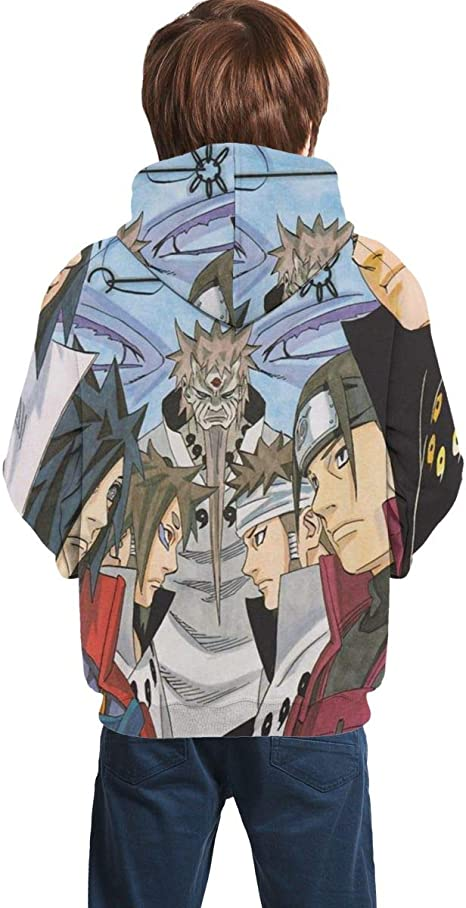 Gbyuhjbujhhjnuj Naruto and Sasuke Baby Short-Sleeved Climbing Suit
