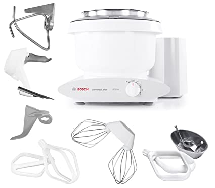 Amazon Com Bosch Universal Plus Stand Mixer With Nutrimill Baker S