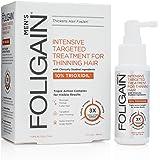Foligain Spray Ricrescita Uomo | Trioxidil 10% | Combatte La Calvizie e Rinforza il Cuoio Capelluto | Spray Topico | Confezione Da 59ml