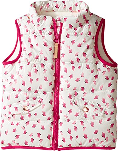 Womens Poly Fill Quilted Vest - 6