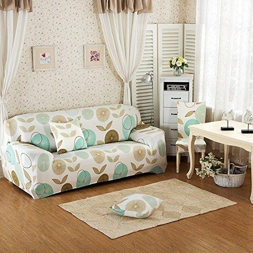 yazi Contemporary Slipcover Furniture Three Seater