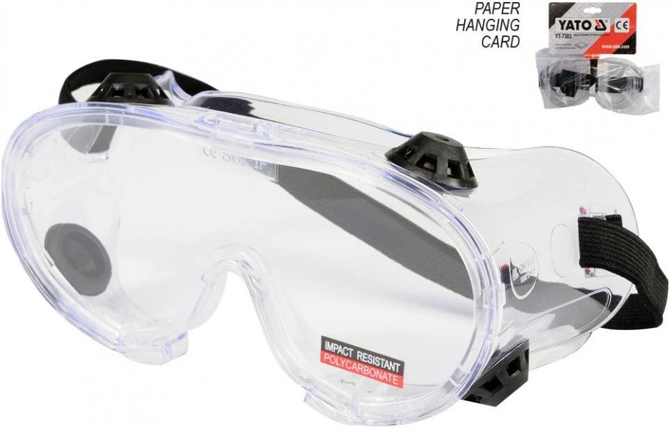 YATO YT-7381 - gafas de seguridad con ventiladores