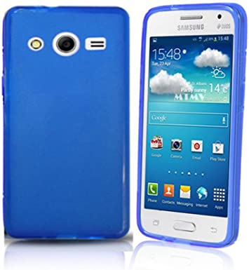 Todobarato24h Funda Tpu Lisa Compatible Con Samsung Galaxy Grand Neo Plus Azul Amazon Es Electrónica