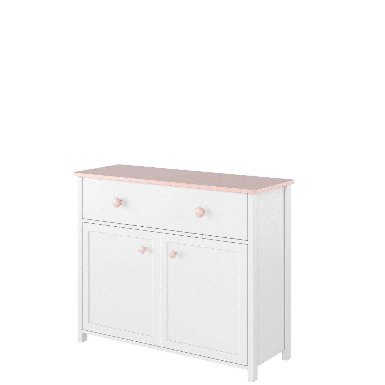 Kommode LUNA Schrank Sideboard Jugendzimmer Kinderzimmer Babyzimmer furniture24
