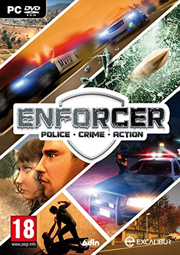 Enforcer - Police, Crime, Action (PC DVD)