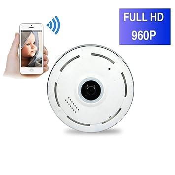 ShengyaoHul 960P HD Con Stent Cámara De Vigilancia Ip, 1.3 Mp Indoor Sistema De Cámara